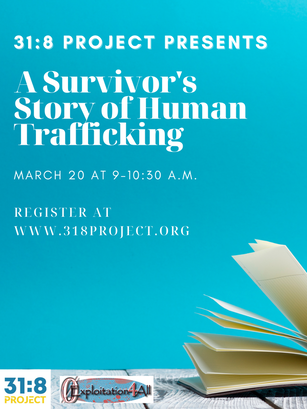 A Survivor's Story of Human Trafficking